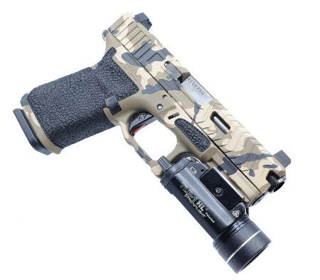 Elite stippling package glock 19