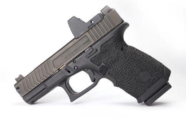 Glock 19 | Hybrid Bevel & Mild Backstrap Swell
