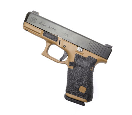 fde glock stippling