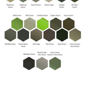 Cerakote Green – Foliage