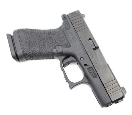 Glock 43x Stippling