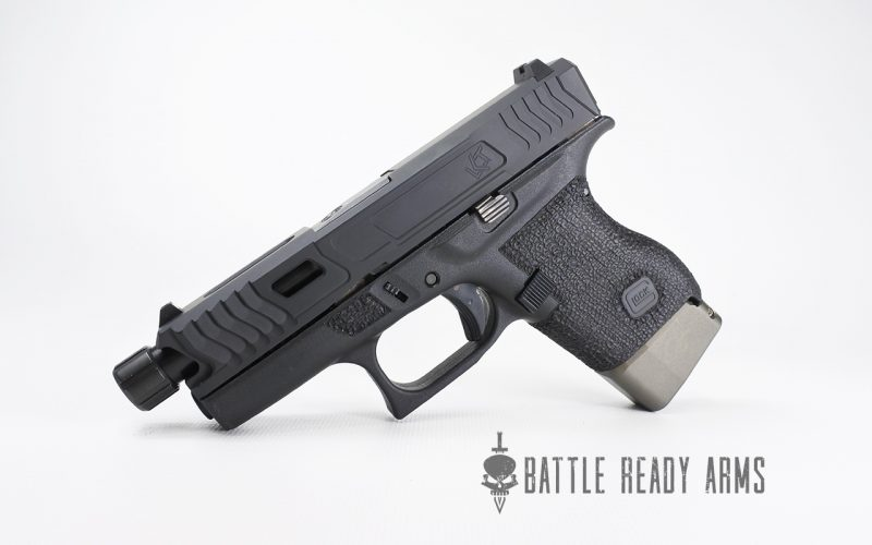 Does Your Glock Need Stippling?