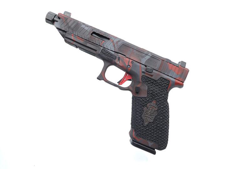 Glock 34 Grip logo