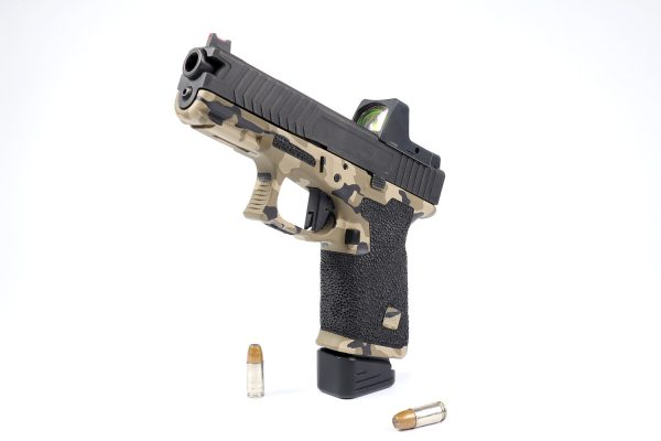 Glock 19 Signature Stippling Package