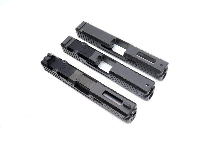 Glock 19 Gen 4 Slides Trio