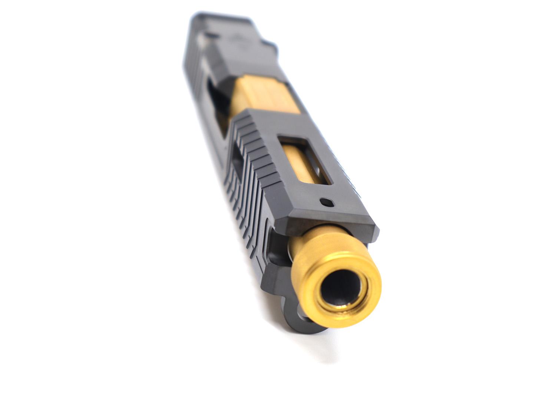 Glock 19 Slide & Barrel Combo | RMR Cut Slide | Battle Ready