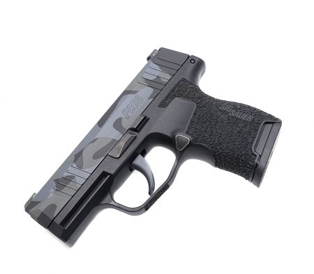 Sig Sauer P320 & P365 Stippling and Frame Work Packages