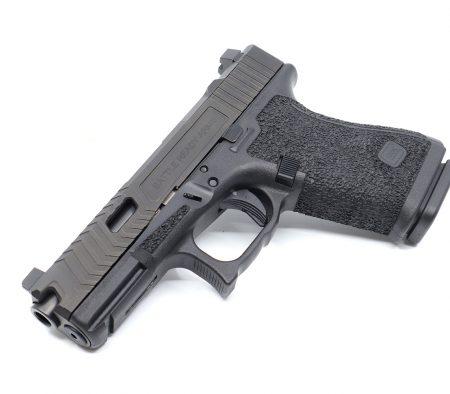Glock 19 Stippling