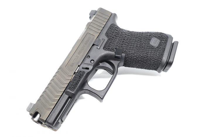 Glock 19 Custom Build