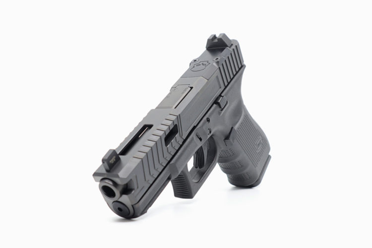 Guardian Glock 19 Slide