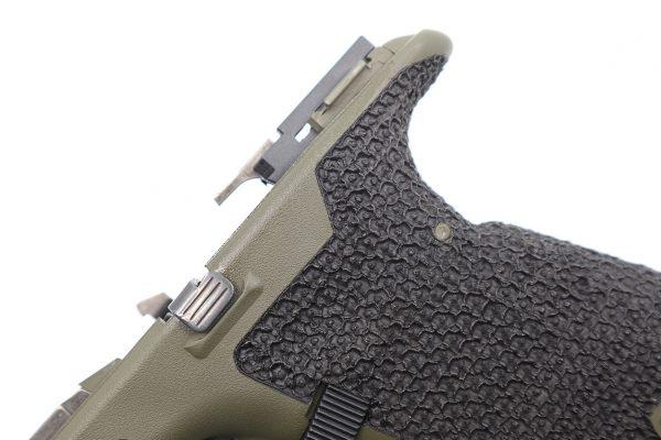 Glock backstrap meld/blend