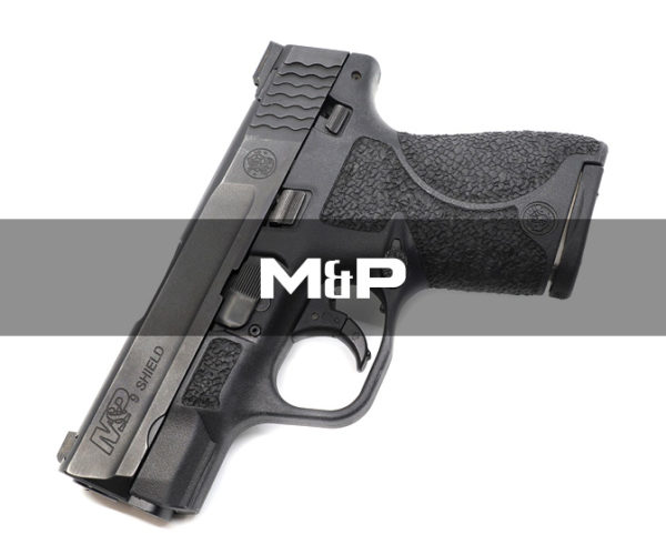 M&P Stippling