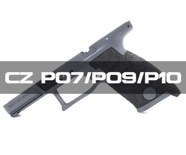 CZ 10c Stippling