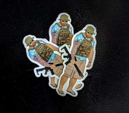 trop kill sticker